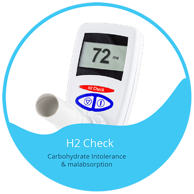 H2 Check - MD Diagnostics - Lactose intolerance test