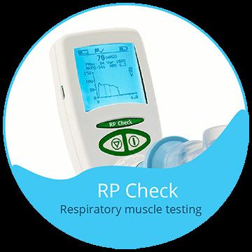 RP Check - Handheld respiratory pressure meter