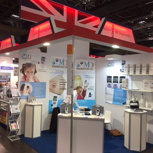 Medica 2016 - Md DIagnostics