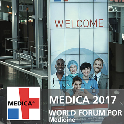 MEDICA - Dusseldorf Germany