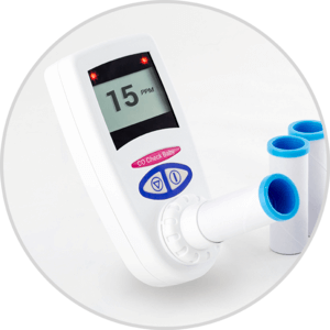 CO Check Baby - Breath Test Monitor