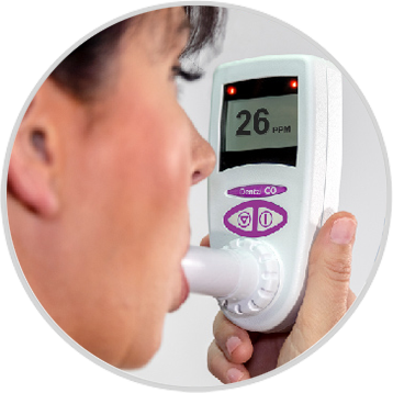 Dental Co - Breath test Monitor
