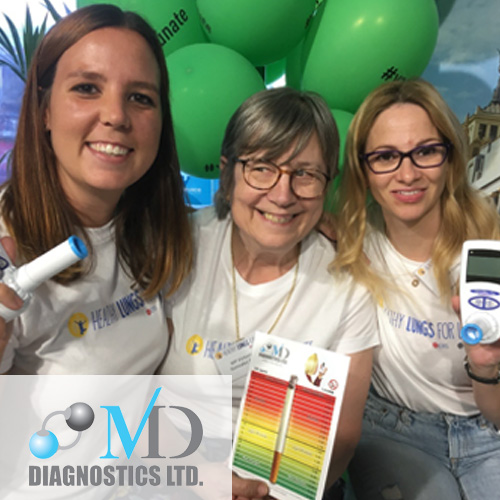 MD Diagnostics - ERS Conference 2019