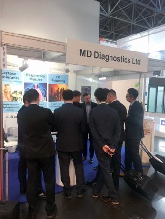 MD Diagnostics - Medica November 2019