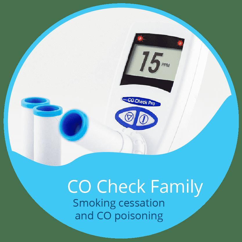 What is a carbon monoxide breath test