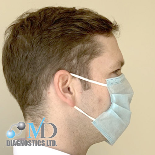 Face Mask- Triple layer Surgical
