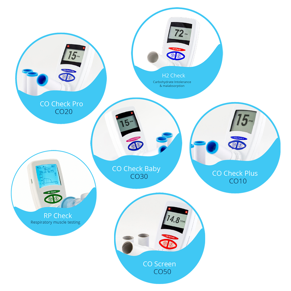 All Products MD Diagnostics Breath Test Devices