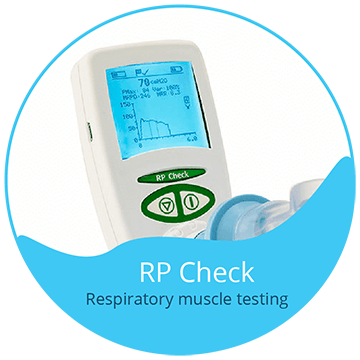 Respiratory muscle testing - RP CHECK